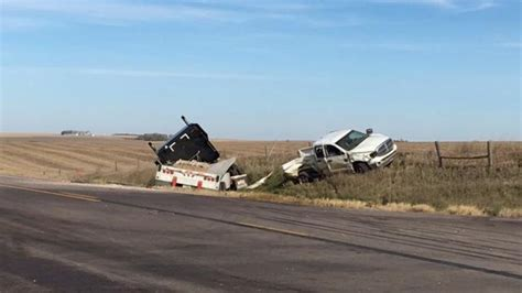Semi Driver Dies From Injuries Sustained In