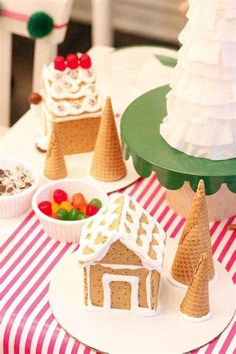 Decorating Ideas Gingerbread Houses by Kara S Ideas Gingerbread House Decorating