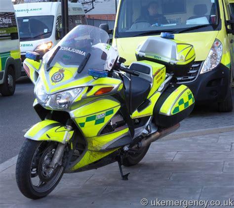 Ambulance Motorbikes  Uk Emergency Vehicles