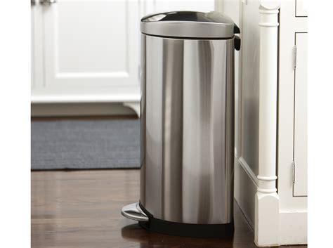 poubelle de cuisine les poubelles ne se cachent plus décoration
