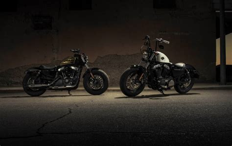 Harley-davidson Forty-eight 2017 Wallpapers