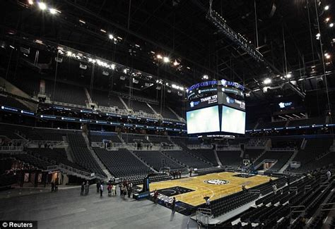 jay zs barclays center concert rapper opens  seat