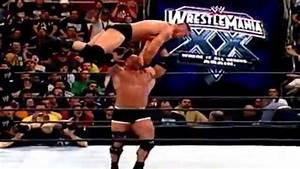 Historia del Wrestling: Brock Lesnar vs Goldberg, WWE ...