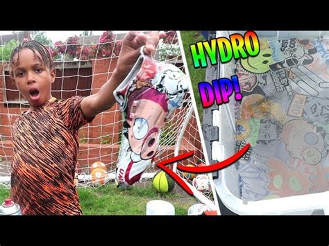 hydro dip football boots soccer cleats