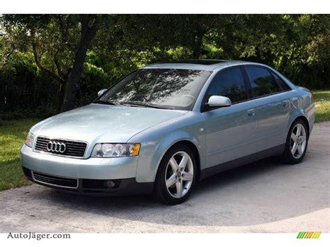 2002 Audi A4 by 2002 Audi A4 1 8t Sedan In Blue Metallic 176111