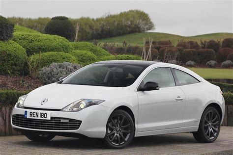 renault laguna coupe  car review honest john