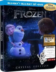 Disney's Frozen: Crystal Edition Steelbook by Polyrhythms ...