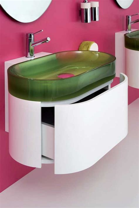 fabulous modern bathroom sink designs