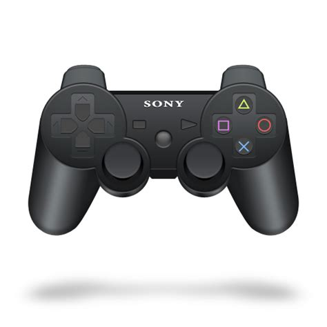 sony playstation  large icon transparent png