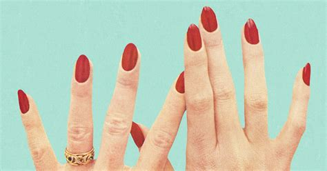 What Nail Polish Color Should You Wear Based On Your