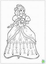 Coloring Pages Three Musketeers Barbie Colouring sketch template