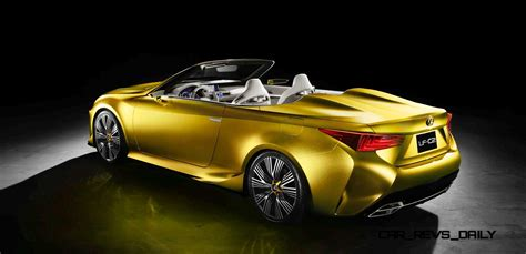 awesome lexus convertible 2014 lexus lfc2 concept cabrio is truly miraculous a