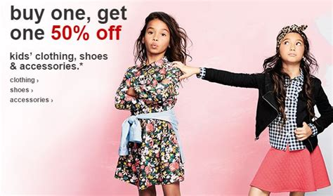 Kids' Clothing, Shoes & Accessories Buy One Get