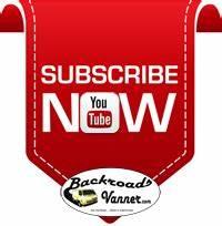 Subscribe, Follow, Like & Share ⋆ BackroadsVanner.com