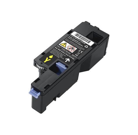 Dell 593-BBLV / E525 Yellow Toner - Laser värikasetti ...