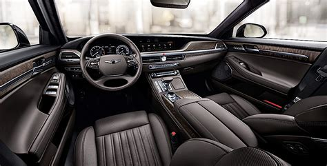 Hyundai Genesis G90 2020 by 2020 Genesis G90 Sedan Facelift Unveiled Genesis To