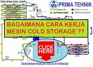 Bagaimana Cara Kerja Cold Storage