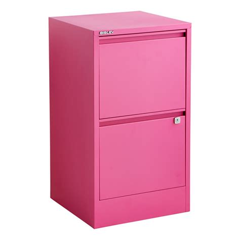 Bisley File Cabinets Canada by Pink Filing Cabinet Bisley 2 Drawer Locking A4 Filing