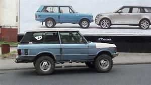 Range Rover Classic Advert 2012