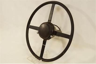 Jaguar Mk4 Spoke Horn Steering Boss Wheel
