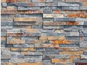 Riemchen Kleben Außen : naturstein riemchen wandverblender multicolor s 0506 f r innen und au en ~ Orissabook.com Haus und Dekorationen