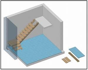 Progettazione e costruzione di una scala in legno