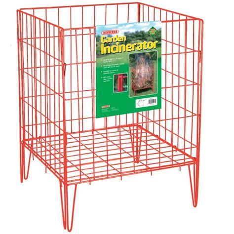 garden incinerator plans