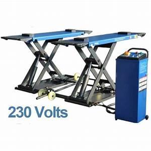 Pont Elevateur Mobile Occasion : pont l vateur ciseaux 3 tonnes branchement achat ~ Melissatoandfro.com Idées de Décoration