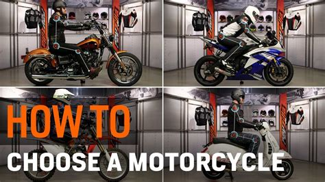 Motorcycle Types For Beginners