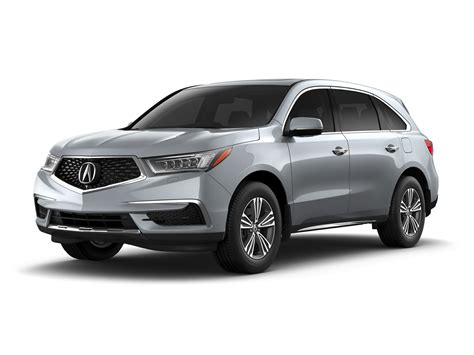 Acura Mdz by New 2019 Acura Mdx Price Photos Reviews Safety