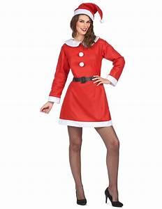 Déguisement Mère Noel Femme : mother christmas costume for women ~ Melissatoandfro.com Idées de Décoration