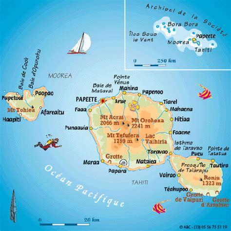 cuisine en collectivité polynésie carte des îles arts et voyages