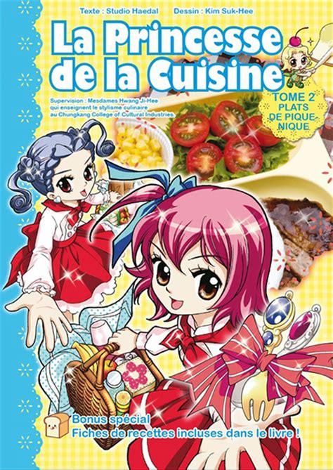 princesse cuisine serie la princesse de la cuisine bdnet com