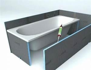 Tablier De Baignoire À Carreler : tablier baignoire platf in tablier baignoire acrylique sb2 ~ Dode.kayakingforconservation.com Idées de Décoration