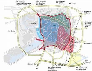 Stadtplan Muenster