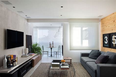 small apartment living rooms    space saving