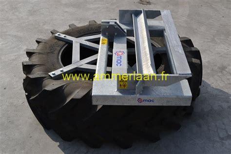 bureau occasion repousse ensilage galvanisé attelage godet sans pneu