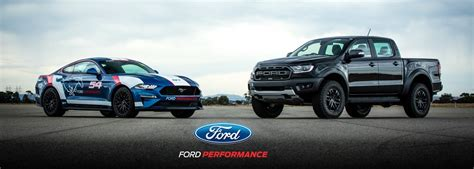 ford performance vehicle range ford australia