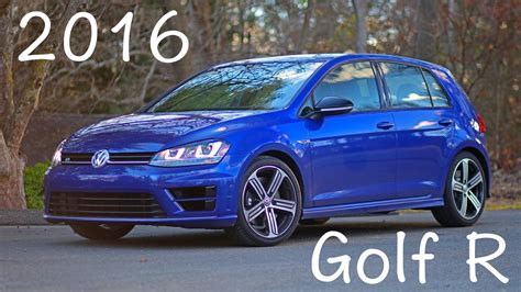 Golf R by 2016 Volkswagen Golf R Photos Informations Articles