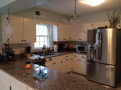 Kitchen Palladian Blue Benjamin Moore  Our Home Sweet