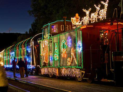 santa cruz holiday lights train 4 wild wacky and whimsical holiday day trips huffpost