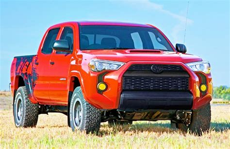 toyota tacoma trd pro release date redesign