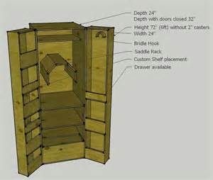 Media Closet Rack by Tack Locker Design Horse Stuff Pinterest Tack