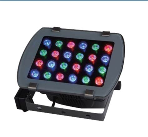 waterproof ip65 rgb color changing outdoor led flood