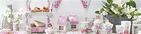 enchanted rose wedding party supplies party delights