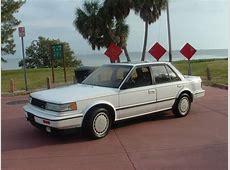 Enagee 1988 Nissan Maxima Specs, Photos, Modification Info
