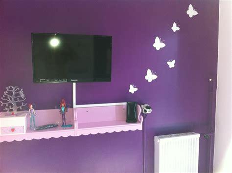 chambre mur violet chambre coucher violet finest tapis u pour une