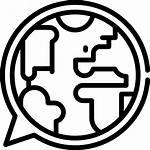 Language Icons Freepik Icon Idioma Icone Icono