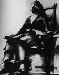 1928 electric chair execution of ruth snyder the second