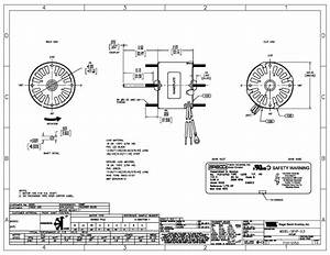 Wiring Diagram For 1hp Electric Motor
